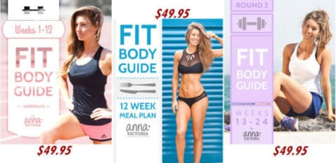Fit Body Guide Price