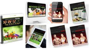Body weight burn workouts for women