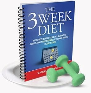 3 week diet workout review