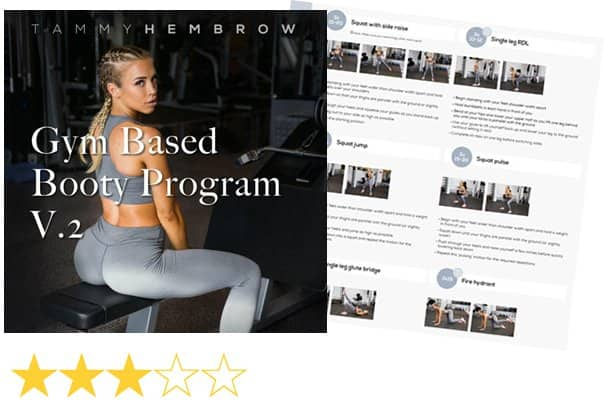 Tammy hembrow workout review why i dont like it tammy hembrow workout review fandeluxe Images