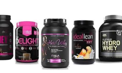 Top 5 BEST Protein Powders For Woman