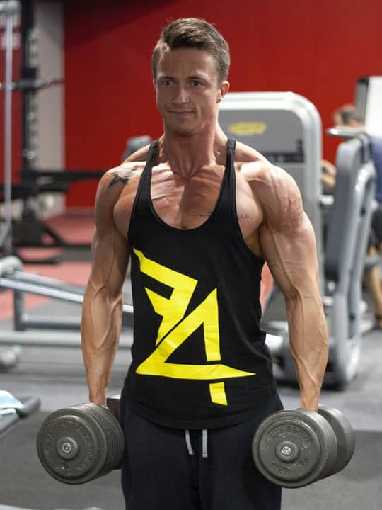 Chad With Clenbuterol