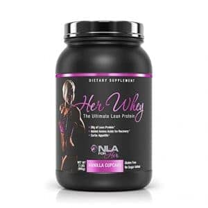 her whey protein