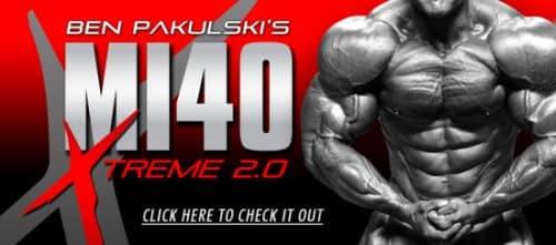 mi40x Workouts For Men