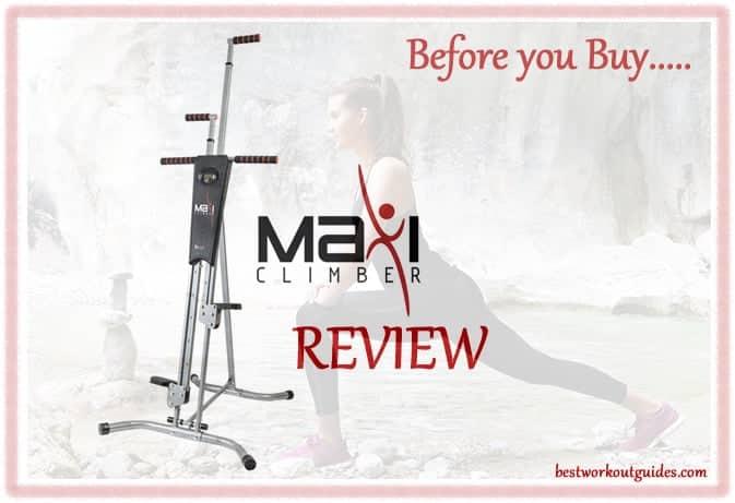 maxi climber vertical