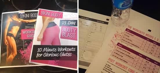 Bikini Body Workout program