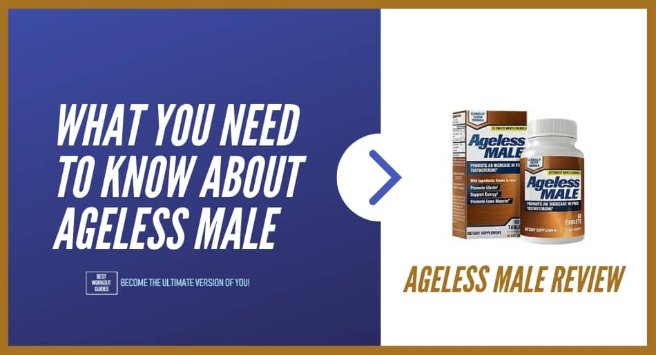 Ageless Male Featured Image
