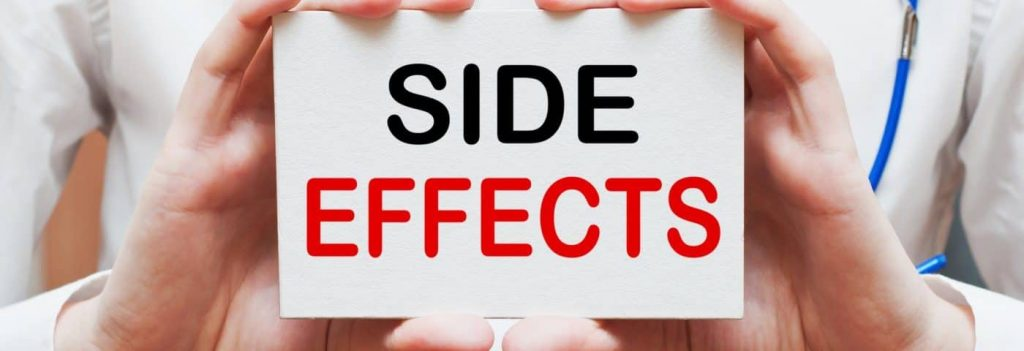 side effects banner
