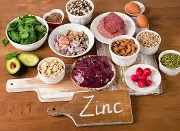 Zinc in Food